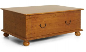 010meja kayu solid