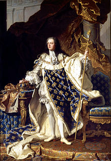 http://en.wikipedia.org/wiki/Louis_XV_of_France