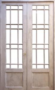 daun pintu antik bergaya perancis
