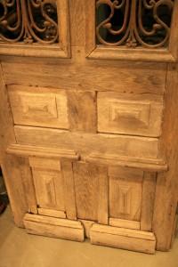 pintu antik bergaya perancis