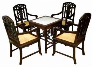 Art Nouveau Chairs Set_01