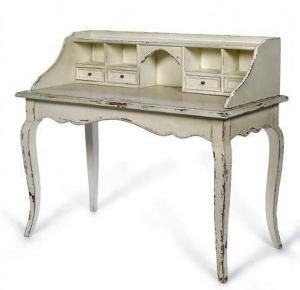 meja sekretaris antik Eropa