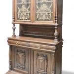 lemari kabinet antik