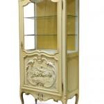 Jual Kabinet Porselen Pajangan Antik Prancis