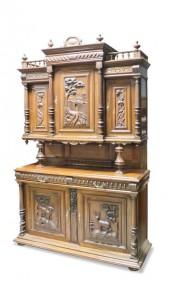 Jual Lemari Bifet Renaisans Antik