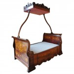 tempat tidur antik belanda